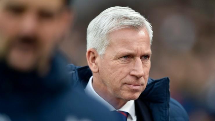 Pardew zwolniony z Crystal Palace