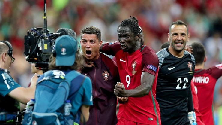 Eder: Ronaldo powiedział, że strzelę. Twitter po meczu Portugalia - Francja