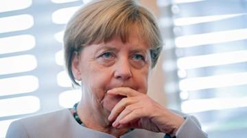 13-08-2016 12:23 Spadek popularności Merkel. Ponad połowa Niemców niezadowolona z jej polityki uchodźczej