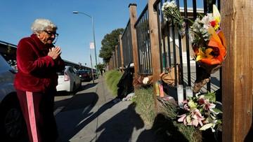 2016-12-04 USA: rośnie liczba ofiar pożaru w Oakland. Strażacy wciąż przeszukują budynek