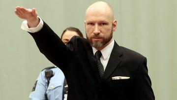 """10-01-2017 14:22 Norwegia ponownie walczy w sądzie z Breivikiem. Proces apelacyjny ws. """"nieludzkiego traktowania"""""""