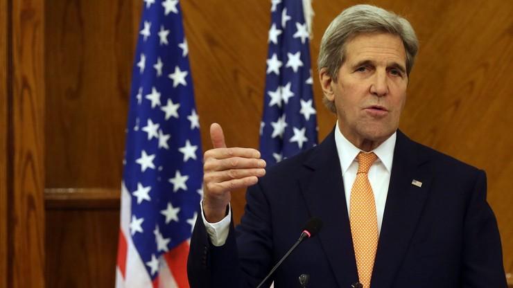 Kerry: o wiarygodności rozejmu w Syrii zadecydują najbliższe dni