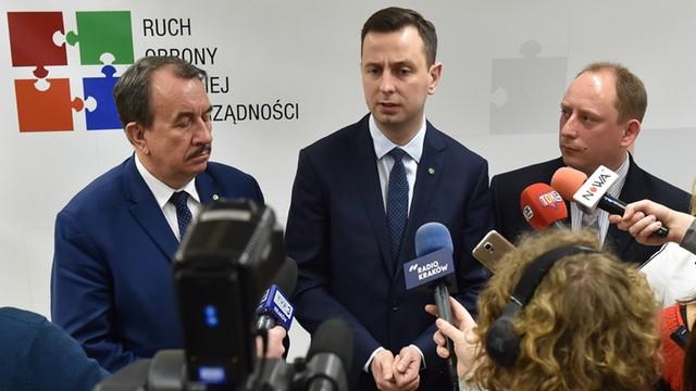W Małopolsce powołano oddział Ruchu Obrony Polskiej Samorządności