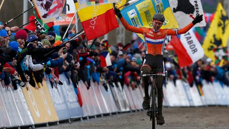 MŚ w kolarskich przełajach: triumf Mathieu van der Poela