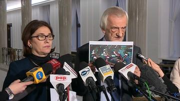 Terlecki: poseł PO przeszukiwał rzeczy posłów PiS