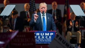 07-11-2016 05:50 Trump krytycznie o stanowisku FBI: Hillary Clinton jest winna!