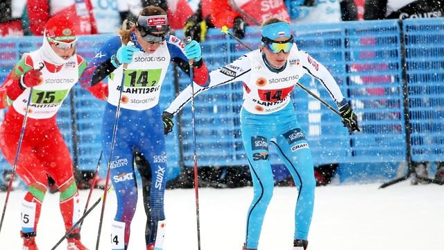 Narciarskie MŚ - Polki dziewiąte w finale sprintu drużynowego, zwycięstwo Norweżek