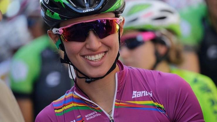 Giro d'Italia kobiet: Brand wygrała etap, Niewiadoma siódma