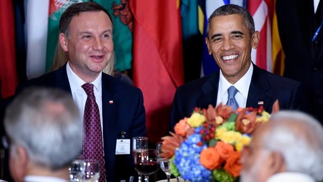 Soloch: Spotkanie z Obamą nie jest głównym celem wizyty Dudy w USA
