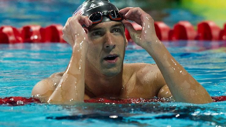 Słabe starty Phelpsa w Charlotte