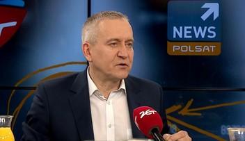 """23-04-2017 10:06 """"Niesłychany skandal o bardzo szerokim wymiarze"""". Tyszkiewicz o sprawie Berczyńskiego"""