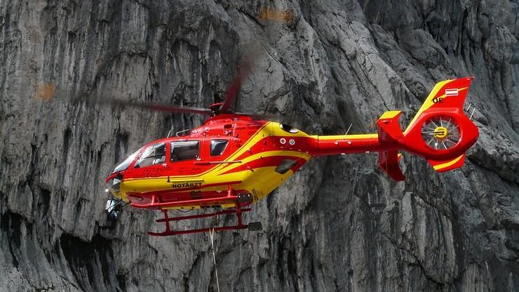 Katastrofa helikoptera ratowniczego w Indonezji. Zginęło 8 osób