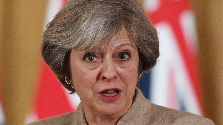 """Theresa May pojawi się na okładce amerykańskiego """"Vogue"""". Pierwsza taka brytyjska przywódczyni"""
