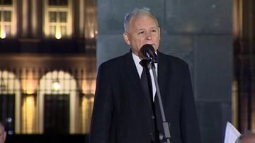 Kaczyński: nikt nam nie narzuci woli z zewnątrz, pozostaniemy wyspą wolności i tolerancji