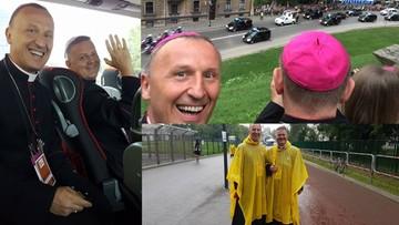 29-07-2016 14:32 Wyluzowany jak biskup. Jak polski duchowny podbił sieć
