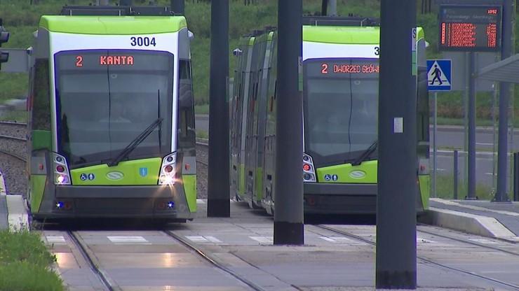 Po 50 latach tramwaje wróciły do Olsztyna. Nie bez kłopotów. Awaria goni awarię