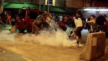 05-09-2016 06:17 Brazylia: doszło do starć policji z przeciwnikami nowego prezydenta