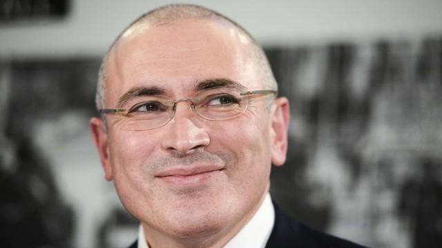 Moskwa rozesłała list gończy za Chodorkowskim