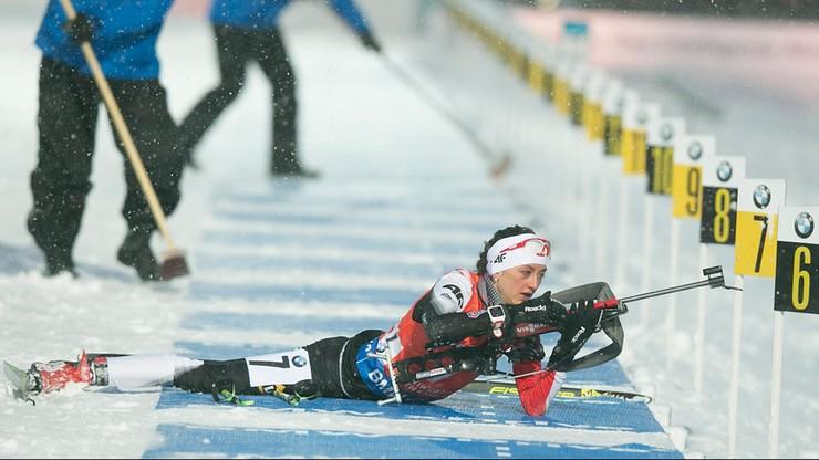 Hojnisz: Częściowo zrehabilitowałam się za sprint