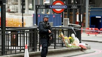 Kolejne zatrzymania w związku z zamachem w Londynie
