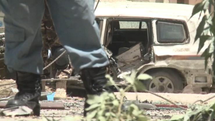 Samoloty USA zbombardowały pozycje talibów na południu Afganistanu