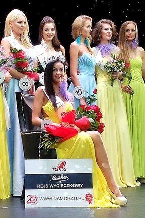 2017-06-24 Queen of Poland 2017 została Paulina Czartowska