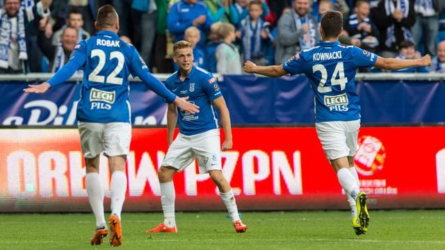 Piłkarska LM: pierwszy krok przed Lechem
