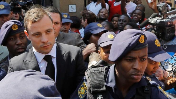 Pistorius będzie mógł odbywać od sierpnia karę w domu