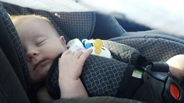 18-01-2017 17:27 RPD: nie zostawiajmy dziecka samego w samochodzie