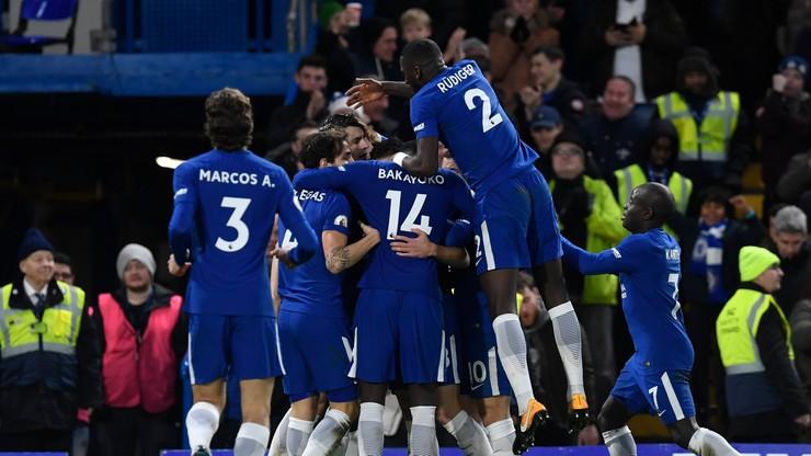 Wielkie faux pas gwiazdy Chelsea