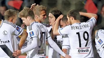 28-10-2015 20:36 Puchar Polski: Legia z problemami, ale lepsza od Chojniczanki