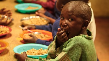 21-02-2017 16:00 UNICEF: śmierć z głodu grozi niemal 1,4 mln dzieci