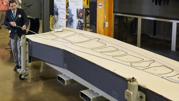 Boeing w Księdze Rekordów Guinnessa. Wydrukowano w 3D urządzenie do produkcji jego skrzydła