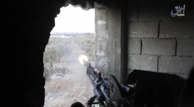 Syria: Trump wspiera Kurdów walczących z IS
