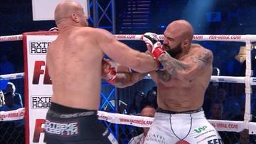 2016-10-25 Szostak kończy karierę w zawodowym MMA