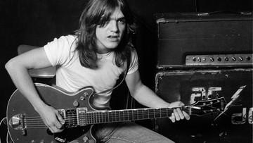 18-11-2017 16:34 Zmarł Malcolm Young, gitarzysta, współzałożyciel AC/DC