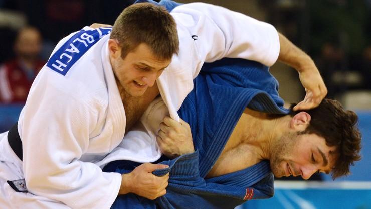 Kolejne porażki Polaków w Duesseldorfie podczas GP w judo