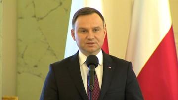 24-11-2016 06:30 Prezydent: Polska szkoła będzie uczyła prawdziwej polskiej historii. Kto był zdrajcą, a kto bohaterem