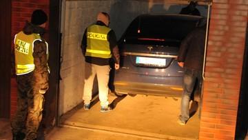 Odzyskano Teslę skradzioną z parkingu Straży Granicznej. Jest warta ok. 0,5 mln zł