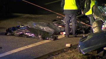 Tragiczny wypadek w Płocku. Nie żyje 6 osób
