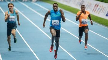 2017-06-22 Bolt przed zakończeniem kariery pobiegnie jeszcze w Monako