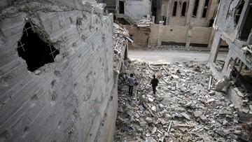 15-11-2016 16:05 Głód w Syrii. 7 mln osób nie wie, kiedy zje kolejny posiłek
