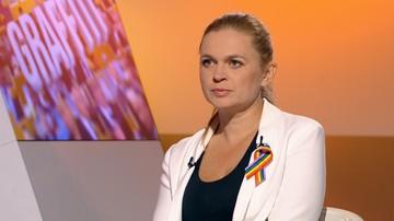13-06-2016 09:23 Nowacka: władze stolicy powinny symbolicznie wesprzeć Paradę Równości