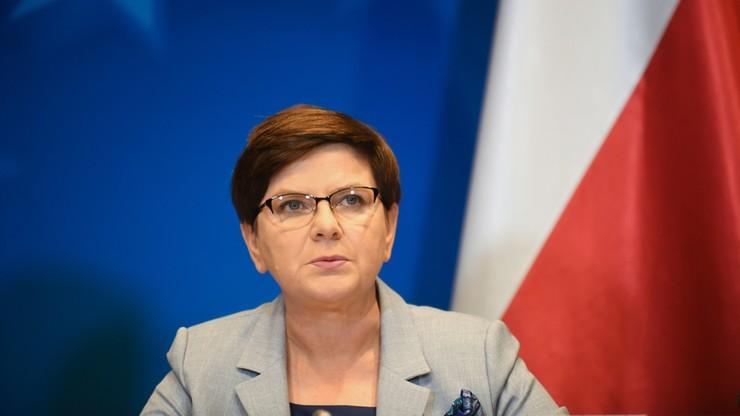 Premier: wszyscy są równi wobec prawa i pani prezydent Warszawy również