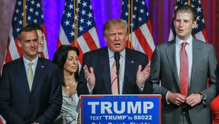Menadżer Trumpa oskarżony, miał użyć przemocy wobec dziennikarki