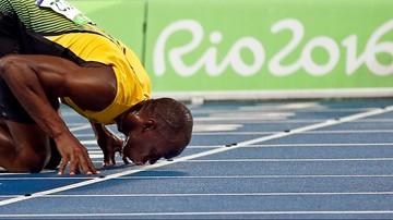 2016-12-28 Bolt i Biles triumfatorami plebiscytu L'Equipe na Mistrza mistrzów 2016
