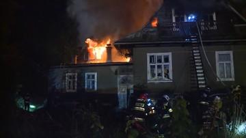 02-09-2016 06:56 Pożar budynku w centrum Zakopanego
