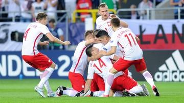 2017-10-06 El. ME U-21: Polska - Finlandia. Transmisja w Polsacie Sport