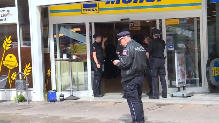 Władze Hamburga: nożownik działał z pobudek islamistycznych
