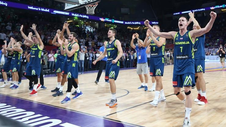 Sensacja w Stambule! Słowenia w finale ME koszykarzy